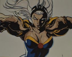 Storm by Eldnearb