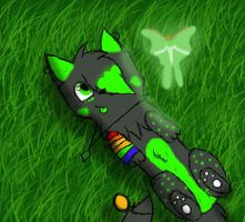 Art Trade with BeyondDreaming42 c: by steampuff