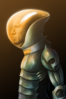 Spaceman by Bone-Fish14