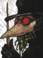 Plague Doctor 1 by salshep