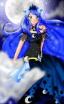 .: Princess of the Night ~ MLP FIM Gijinka :. by FlyingCatsandGlitter