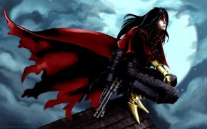 Vincent Valentine Wallpaper by AHague