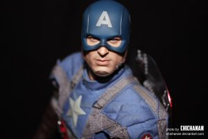 Hot Toys : Captain America: The First Avenger 2 by Chichanan
