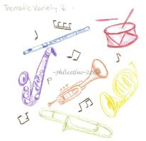Thematic Variety by Philestino