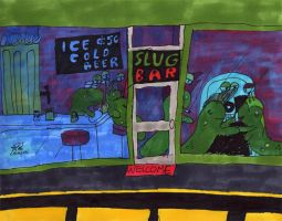 Slug Bar by Crimson-Werecat