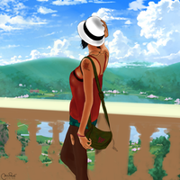 Summer View by m1ckaveli