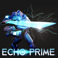 Echo Prime  (Windows 8 Tile) by POOTERMAN