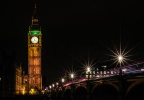 Big Ben by martineriksen