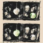 Apples and pears abstract by Les012