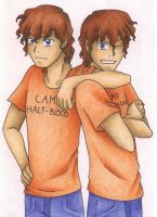 Stoll Brothers by Yauriko