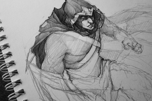 Talon wip by otoimai