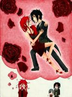 Grell's Fantasy by sisteroftheflame