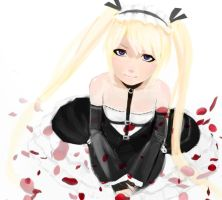 Marie Rose (Paint Over) by Kodachi-sama