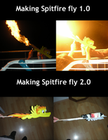 Making Spitfire fly by M99moron