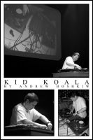 Kid Koala @ YAC by hoshq