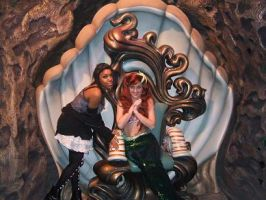 Ariel and Me: Good times by Lillum