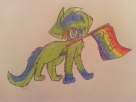 Gay rights support by Violetkay214