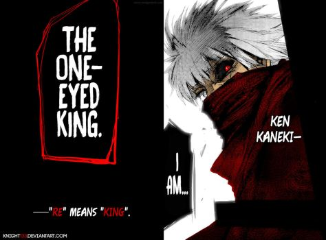 Tokyo Ghoul: RE - The One-Eyed King by Knight133