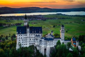 amazing Neuschwanstein Castle, Bavaria, Germany by alierturk