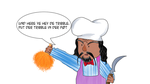The Klingon Chef by whosname