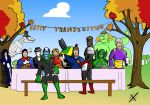 Thanksgiving, CO style by TimmyM