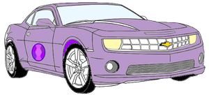 Amethyst's Vehicle Form by jared33