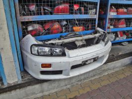 GT-T front end by gupa507