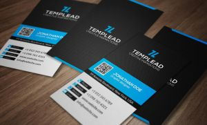 Modern Corporate Business Card SE0039 by annozio
