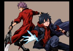 Gray and Natsu DMC: COMPLETE! by TengenTopper994