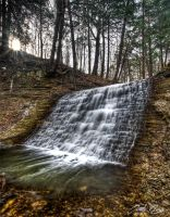 Washboard Falls by JohnMeyer