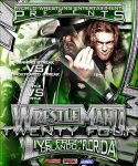 Wrestlemania 24 - Edge V Taker by TheNotoriousGAB