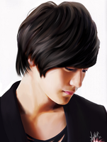 : Kim Bum : by Lala-Mot