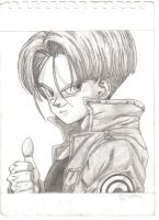 Trunks - Thumbs up by ruepaw