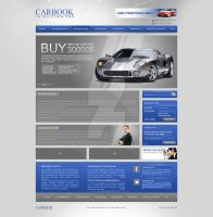 CARBOOK-PRO web interface by r-dowaik