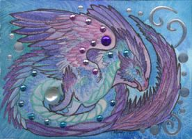 ACEO Dragon 20 by rachaelm5