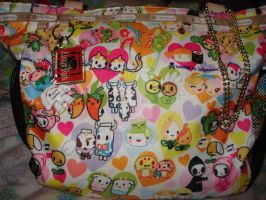 My Tokidoki Bag by crazyazianfosho