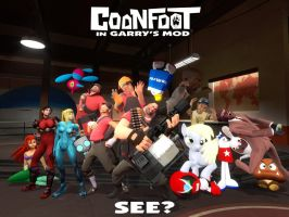 GMod Group Photo by Coonfoot