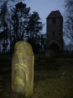 Old Cemetery 2 by Dragoroth-stock