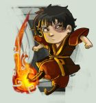 Comish - FC - Zuko by oneoftwo