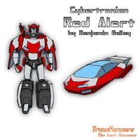 Cybertronian Red Alert by TF-The-Lost-Seasons