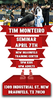 Seminar Even Poster Tim Monteiro by caseharts