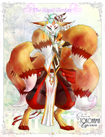 tRG - Prince Tokohama Lycan by LuxuryCat