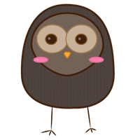 Cute Owl by apparate