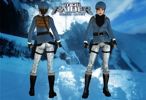 Tomb Raider Special Outfit 001 by legendg85