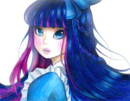Stocking - Creyones by Rumay-Chian