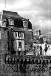 The house on the rampart by 0-Photocyte