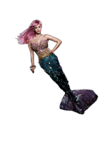 Mermaid Katy| PNG by HeartitSoul