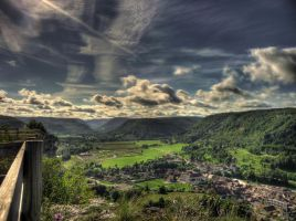 Ornans HDR by Le-Mulot