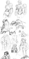 Sketchdump 03 by jameson9101322