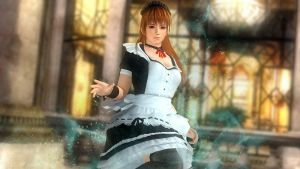 Dead or Alive 5 Ultimate - Maid - Phase 4 by Irokichigai01
